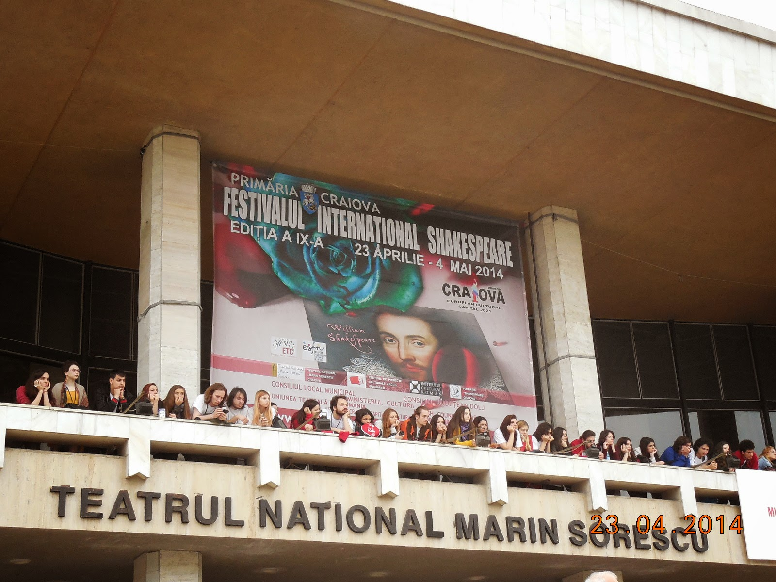Shakespeare la Teatrul National Marin Sorescu din Craiova