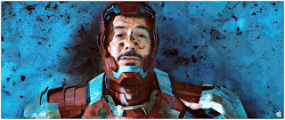 Robert Downey Jr in Iron Man 3