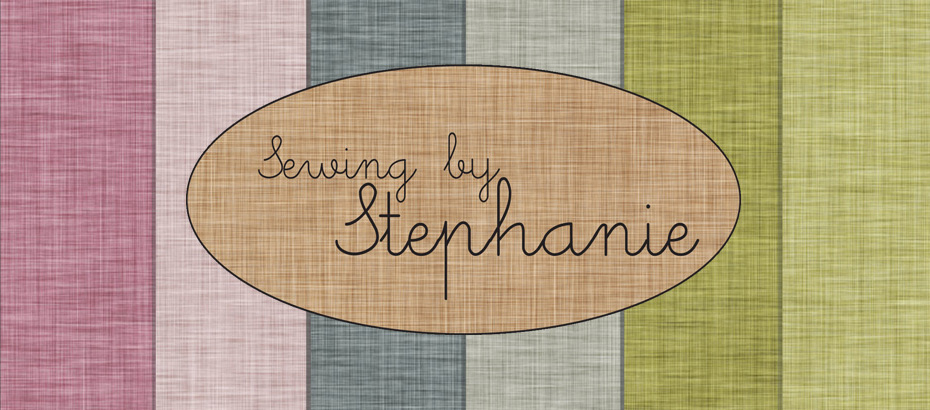 Sewing By Stephanie