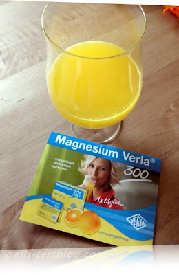 Magnesium zum trinken