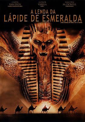 A Lenda da Lápide de Esmeralda - DVDRip Dublado