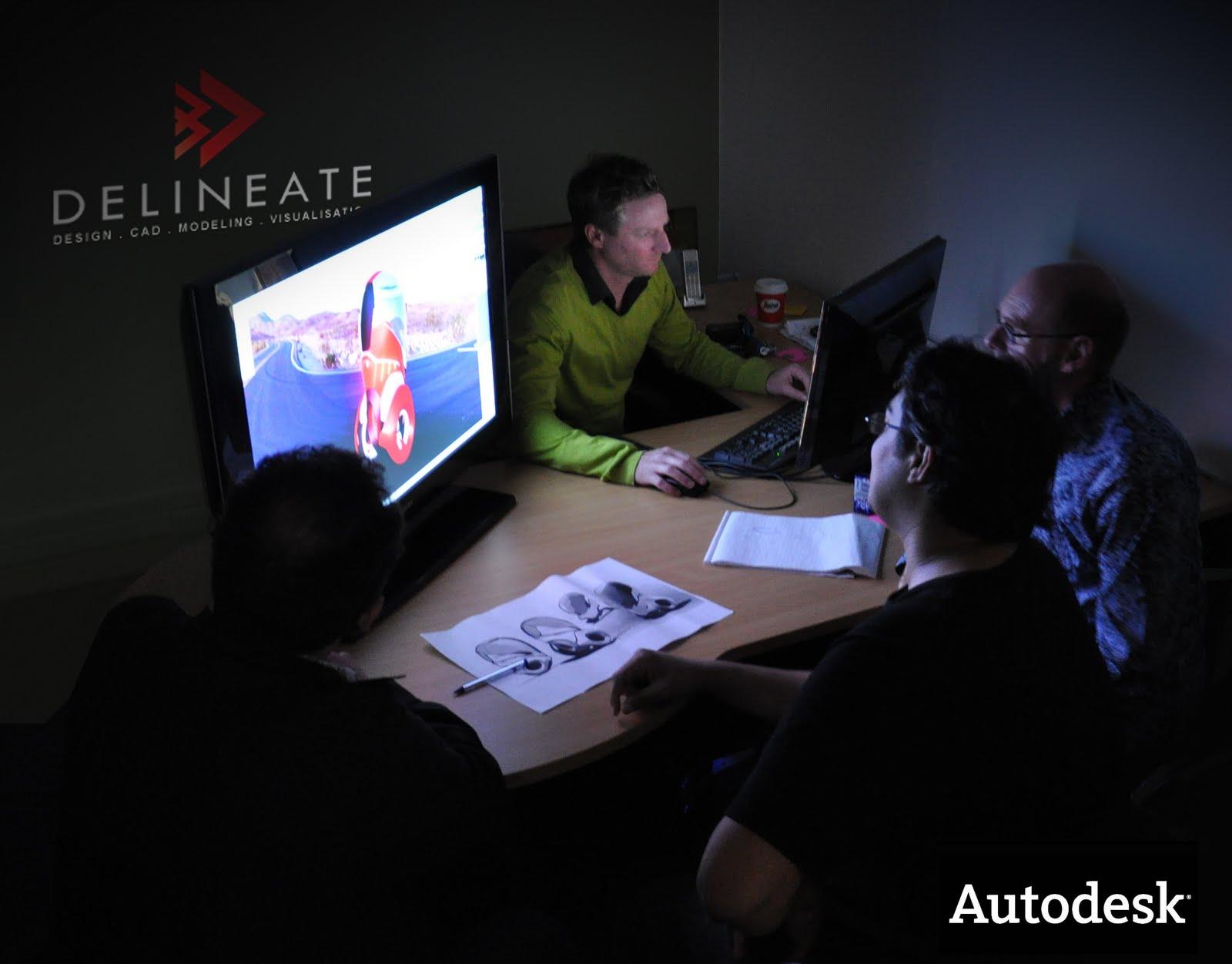 Autodesk alias industry training