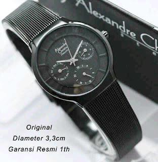 harga jam tangan wanita mini online AC 6245