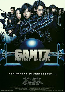 Gantz: Perfect answer (Gantz part. 2) (2011) Online