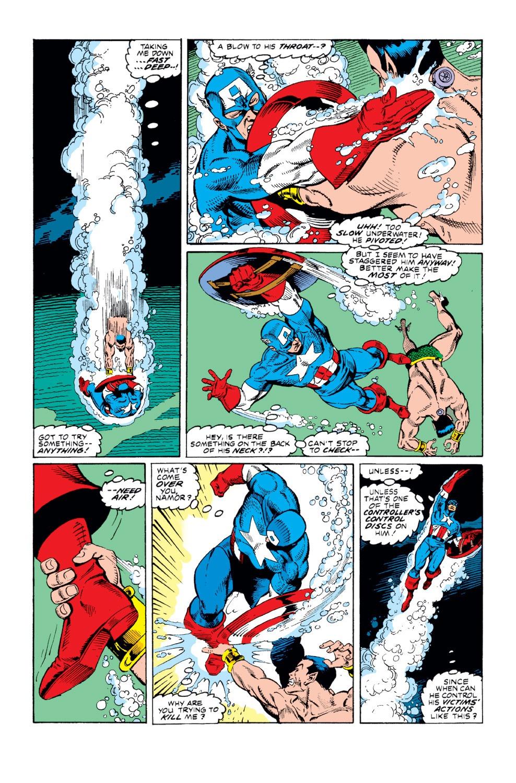 Captain America (1968) Issue #365 #298 - English 14