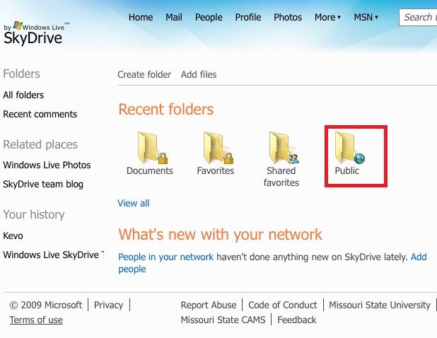 Untuk berbagi pakai dokumen kamu bisa juga mencoba layanan dari Google ...