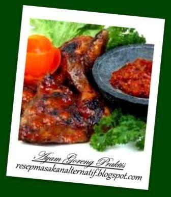 Reseo dan Cara Membuat Ayam Bakar Praktis