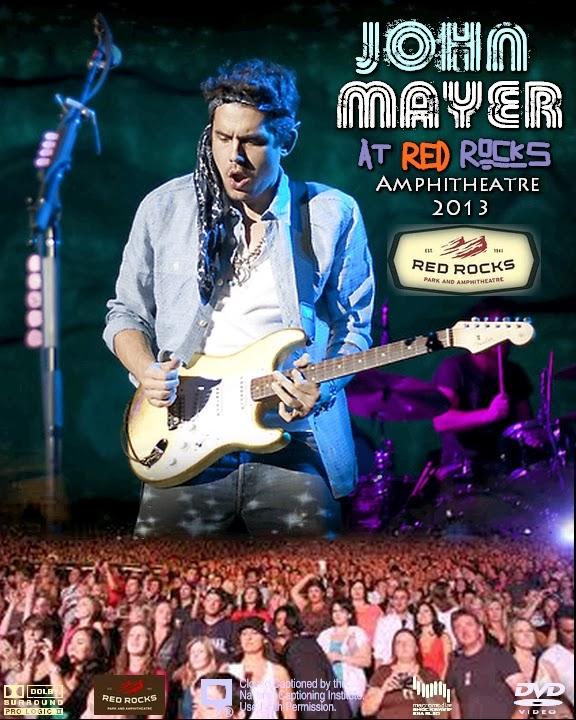 John Mayer Uk Tour Setlist