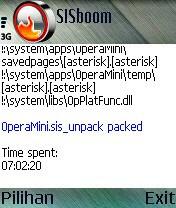 SISboom pack