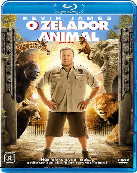 Filme O Zelador Animal   Dual Áudio   BluRay 720p