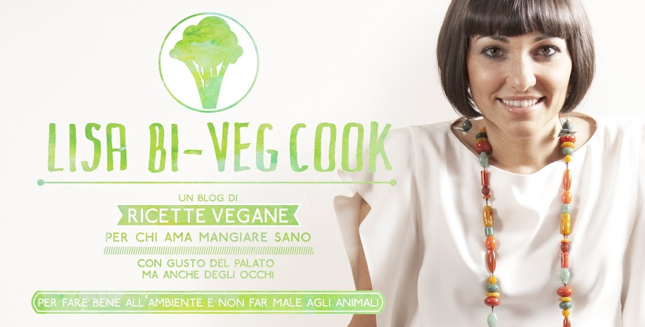 Lisa Bi Veg Cook