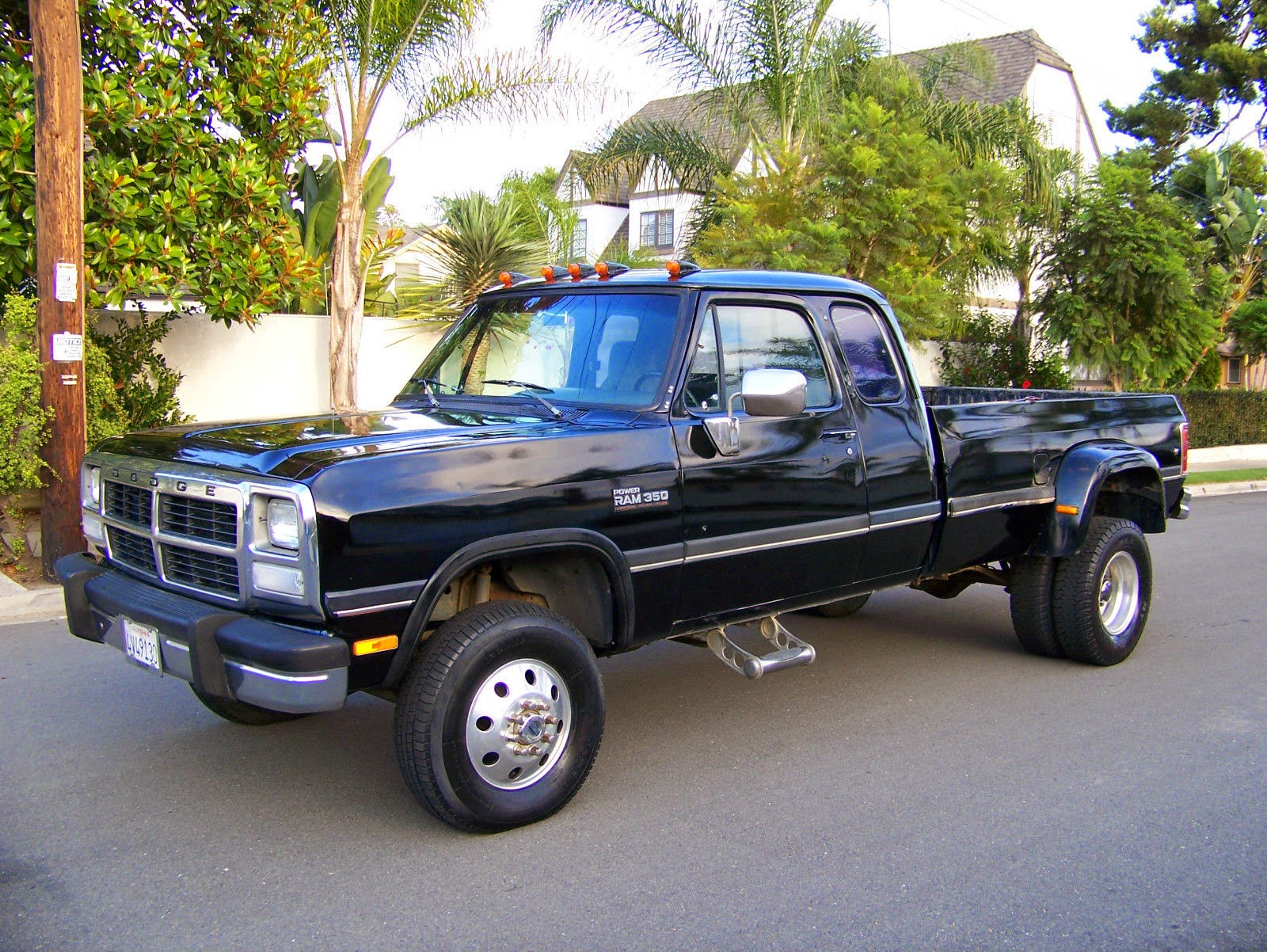 Daily Turismo  10k  Orange Blossom Special  1993 Dodge Ram