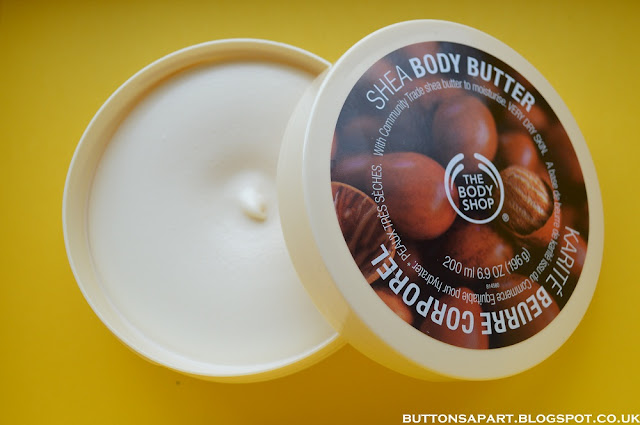 a picture the body shop shea body butter
