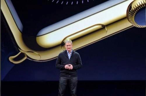 Apple Watch Resmi Diperkenalkan!