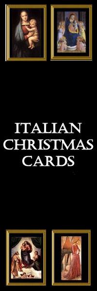 Italian Religious Image Cards