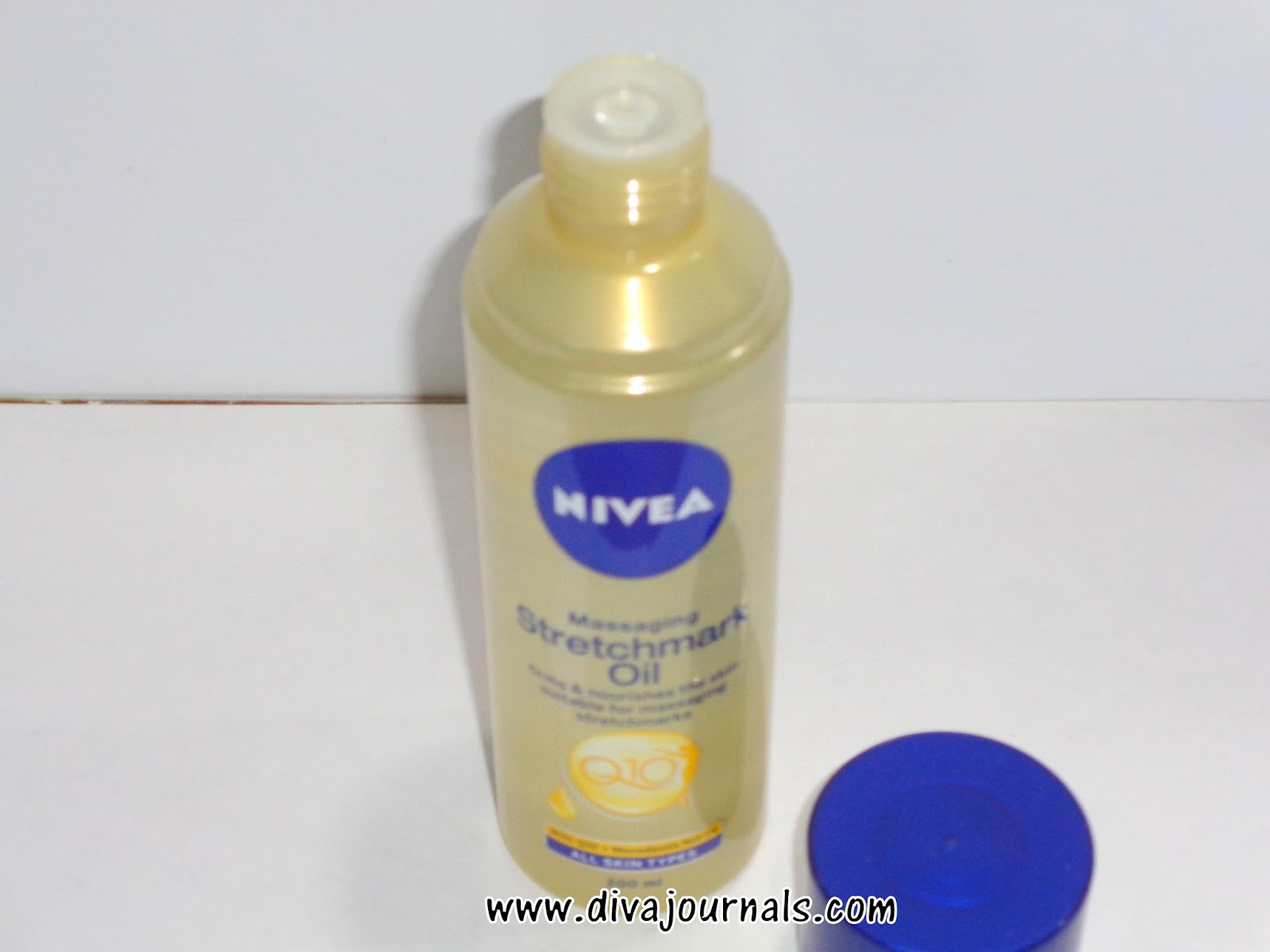 Nivea Q10 Plus Massaging Stretchmark Oil Review