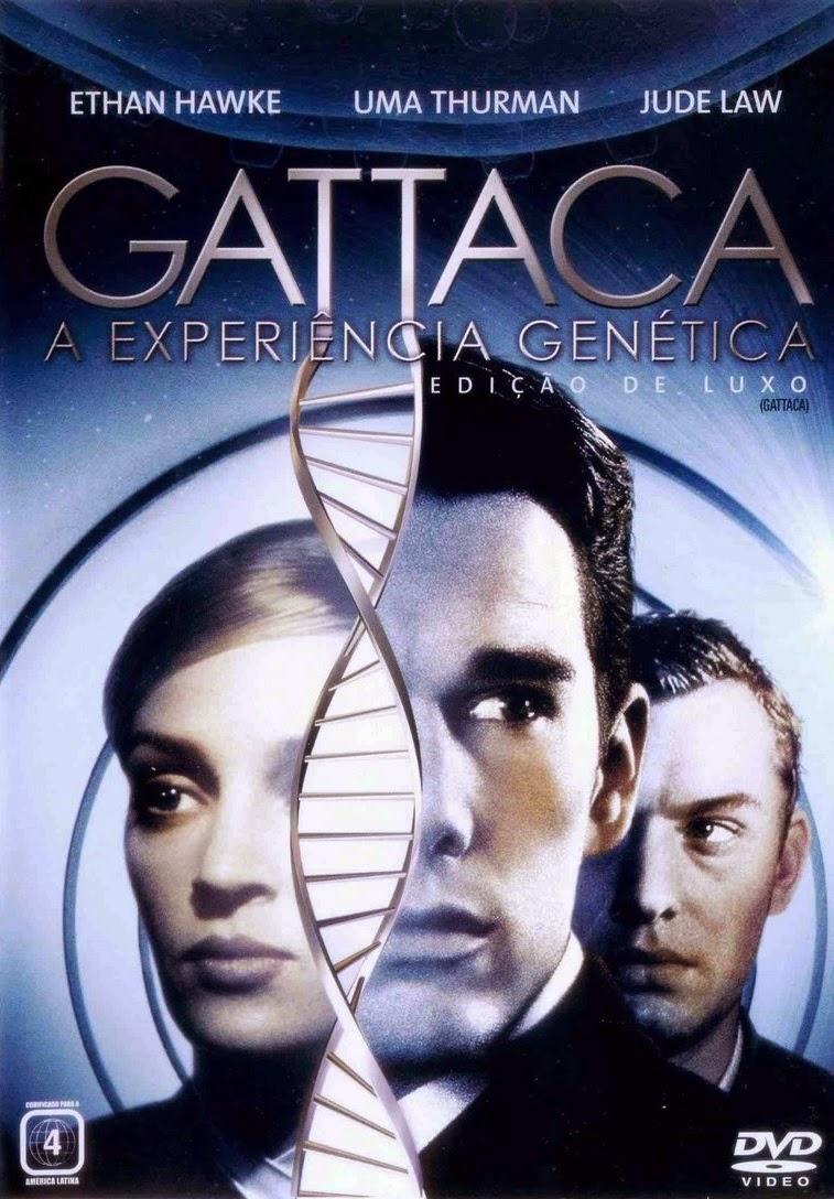 Gattaca: A Experiência Genética – Dublado (1997)