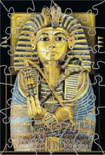 king tut jigsaw puzzle for kids