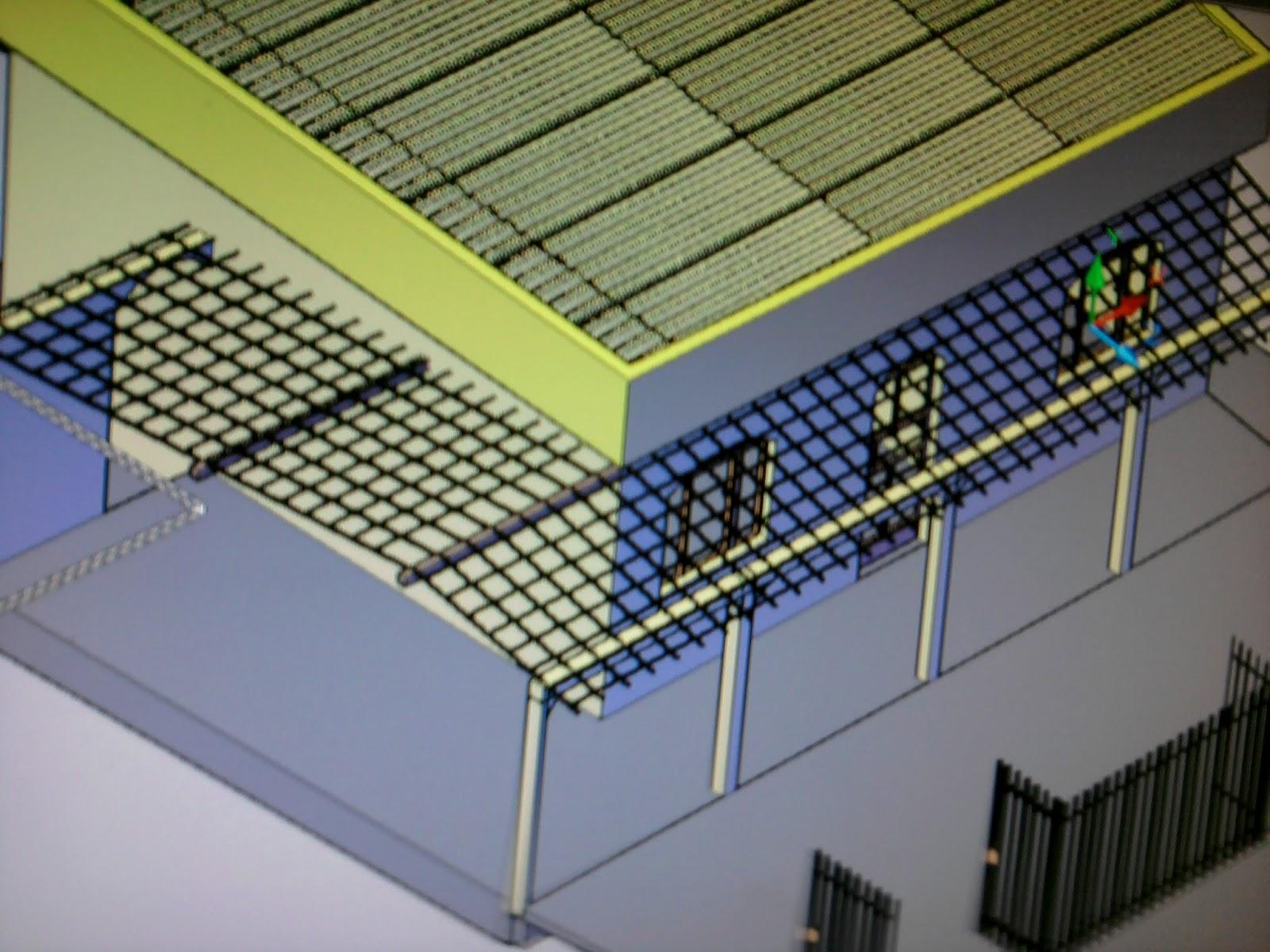 BELOCAD: Baixar Casa 3D para Autocad #828A41 1600x1200 Baixar Banheiro Para Autocad
