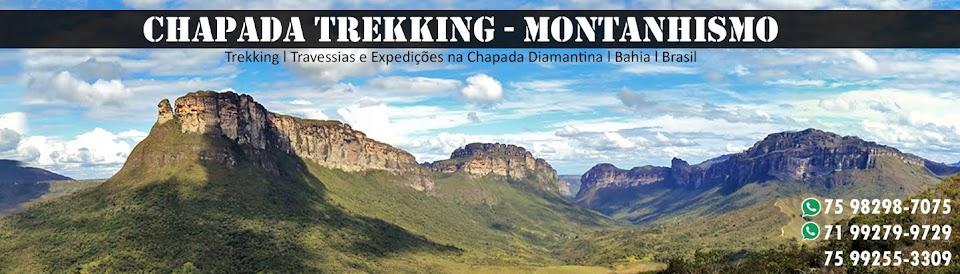 Chapada Trekking - Montanhismo, travessias e expedições na Chapada Diamantina - Bahia