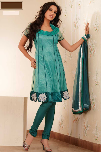 Salwar Kameez Neck Designs