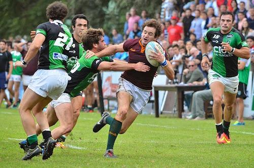 Tucumán Rugby no pudo con Newman