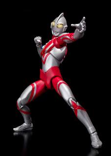 Bandai Ultra-Act Ultraman Zoffy Figure