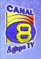 Ver Agape TV Canal 8 El Salvador en vivo