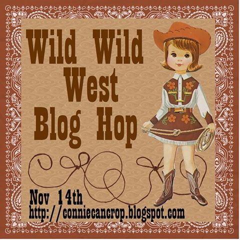 Wild Wild West Blog Hop - Nov 14th