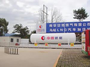 中國燃氣 384