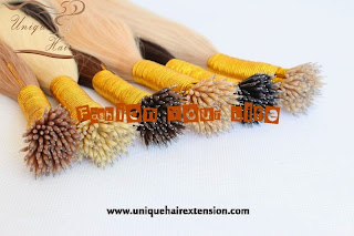 nano ring hair extensions