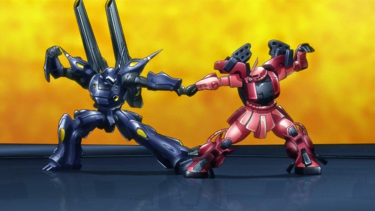 Gundam guy gundam build fighters try episode 25 39 our for Domon in gundam build fighters