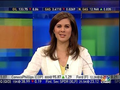 cnbc new anchor erin burnett pics