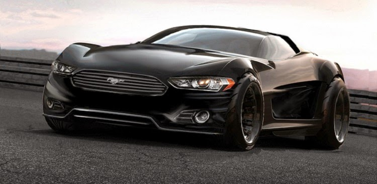 2015 ford mustang mach 5