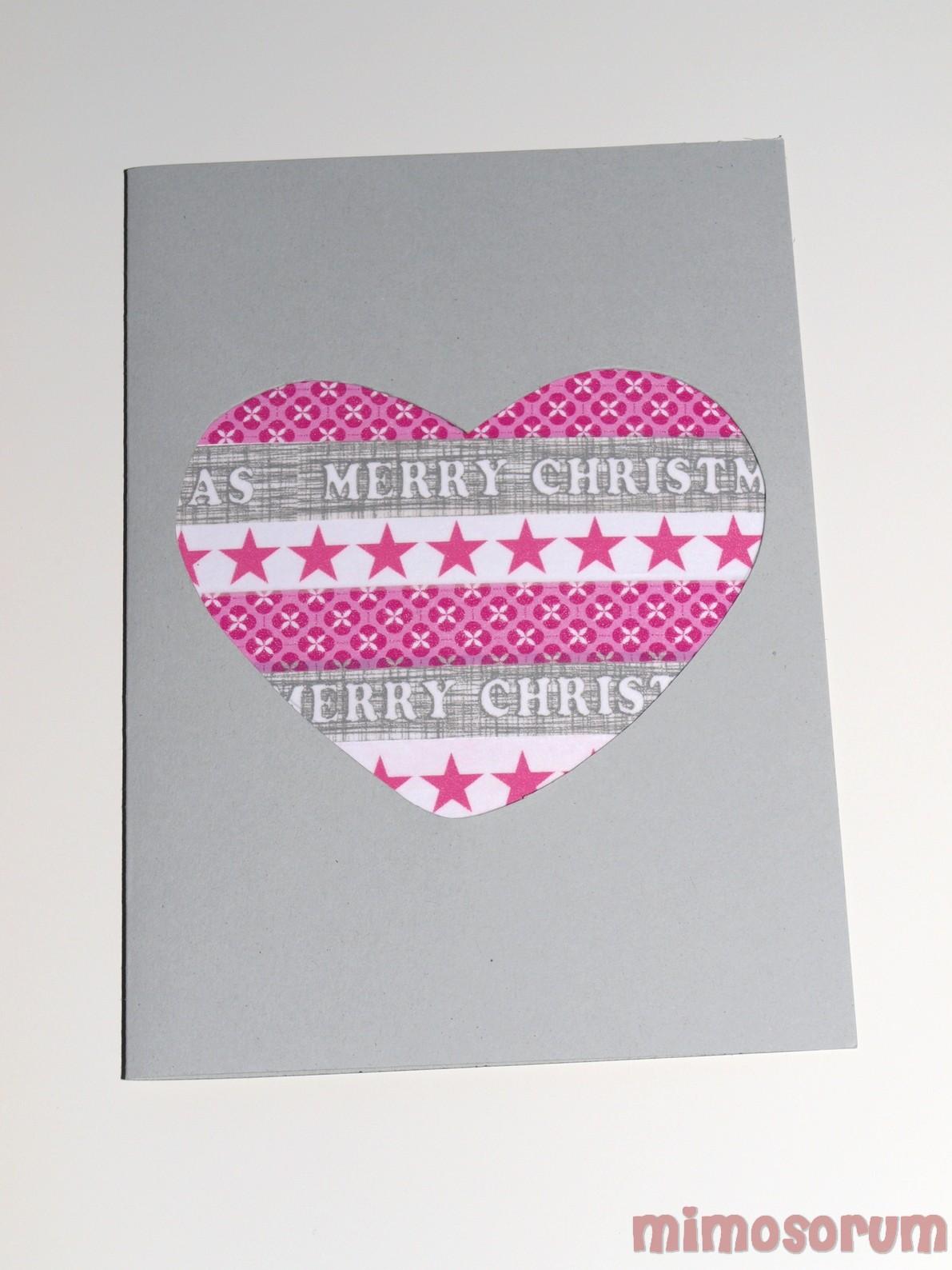 Tarjetas de Navidad 1.MIMOSORUM