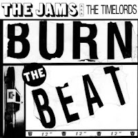 The Jams - Burn The Beat (Vinyl,12\'\') (1988)