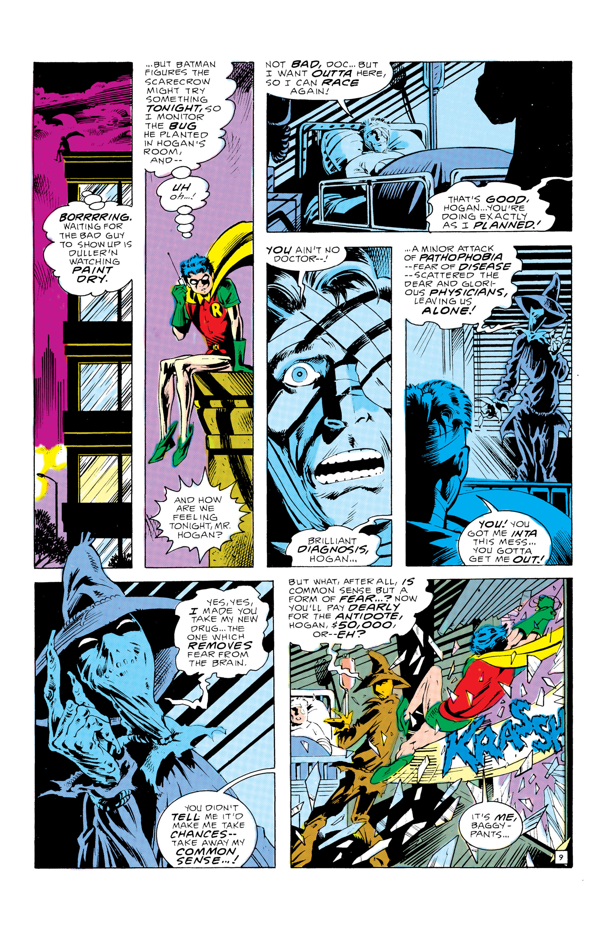 Detective Comics (1937) Issue #571 Page 10