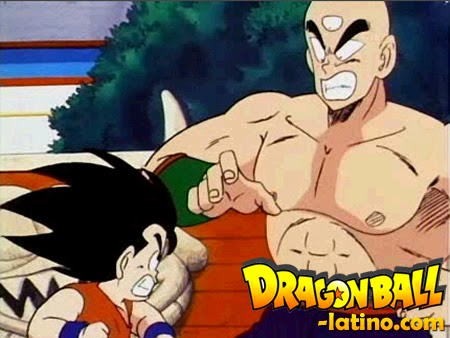 Dragon Ball capitulo 99