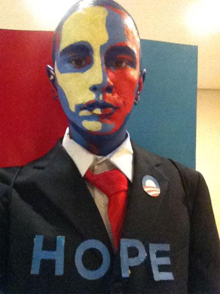 Obama Logo Costume