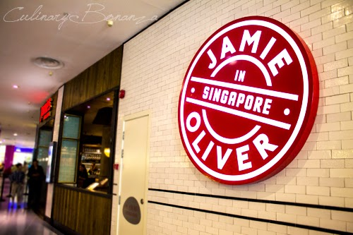 Jamie's Italian Opened in Singapore