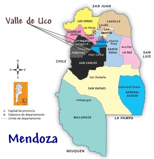 Pin Mapa Valle De Uco Images To Lagalaxyteamshopcom