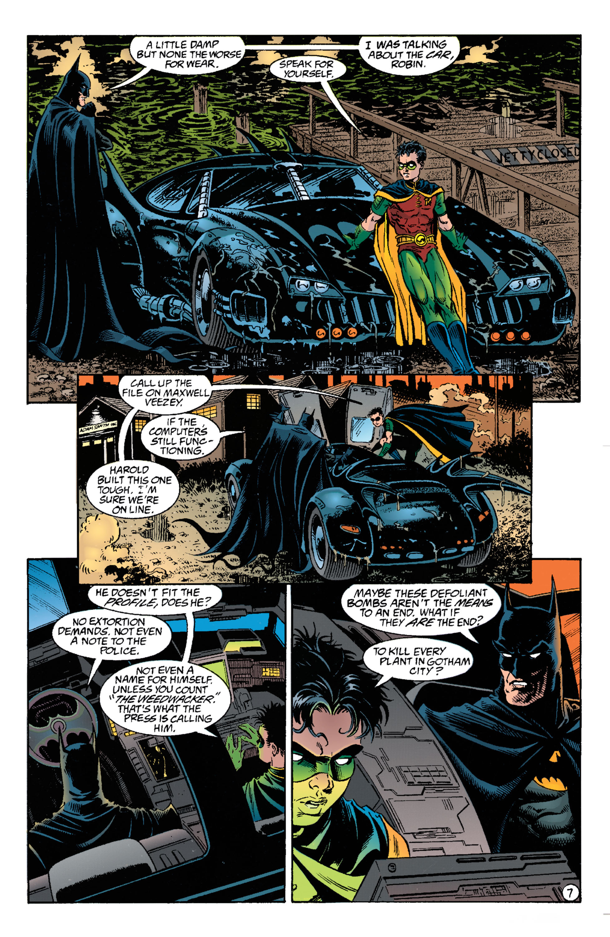 Detective Comics (1937) Issue #694 Page 7