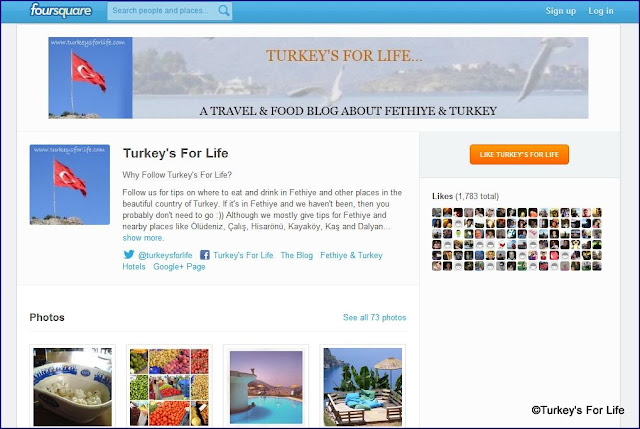 Turkey's For Life On foursquare