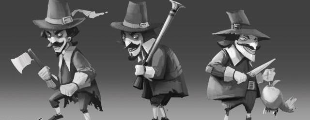 Salem: Под крылом парадокса...