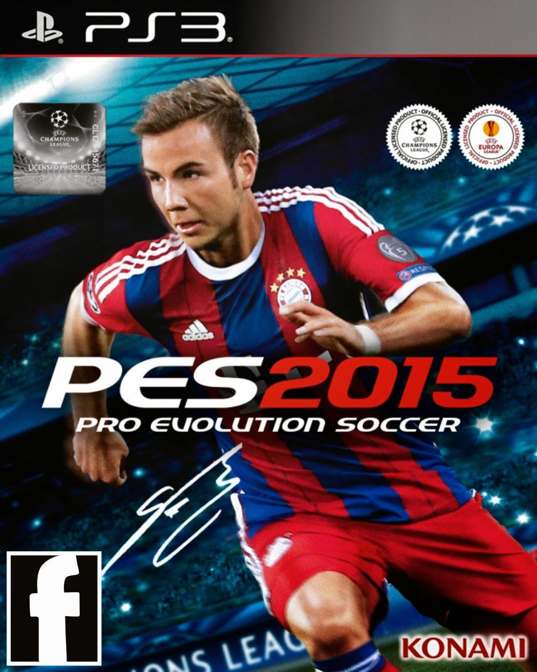 PES 15 PS3