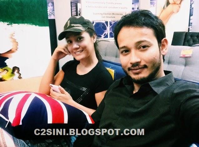 Adik Farid Kamil nikah Yana Samsudin 13 Feb ini