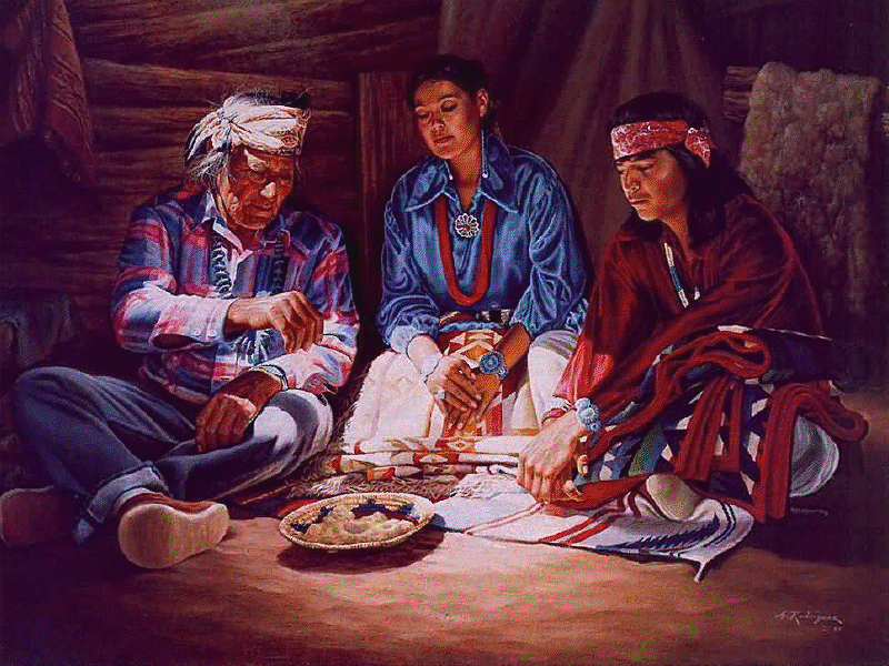 The Test Blog for Blogger and Gadgets: The Native American Story ...
