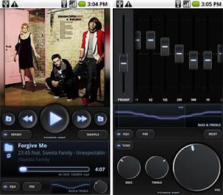 musik player power amp full