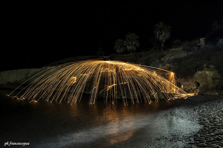 cascata di fuoco