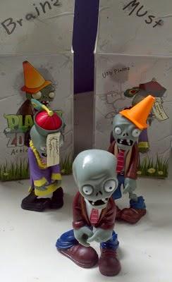 Đồ chơi Plants vs Zombies độc đáo